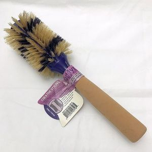 "Marilyn Brush 2.5"" Oval Boar Bristles NEW"